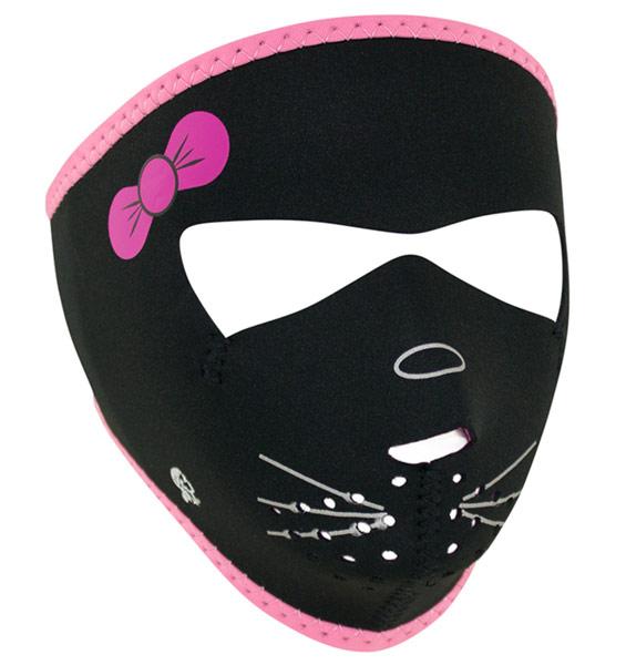 Zanheadgear Full Face Mask Kitty
