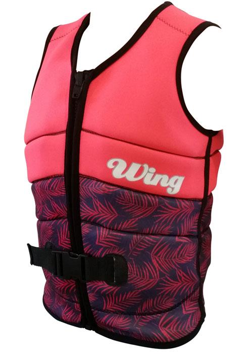 Wing Ariel Peach '19