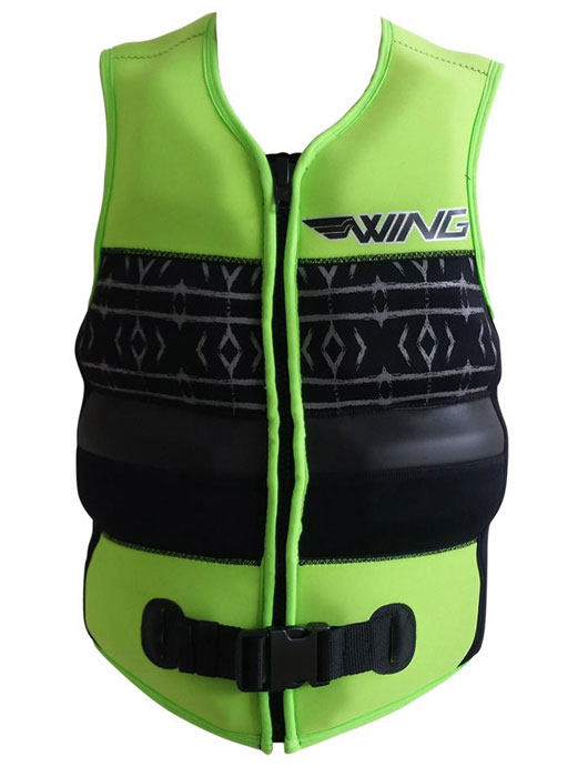Wing Outsider Lime '19