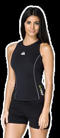 WP U30 2mm Wetsuit Vest Womens