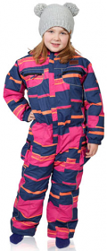 XTM Frosty Suit Pink Printed