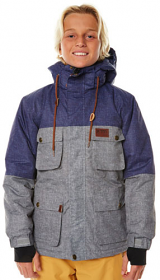 XTM Logan Jacket Grey