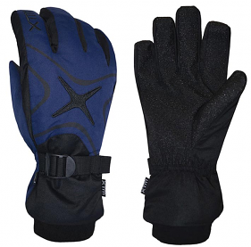 XTM Les Star Glove Navy