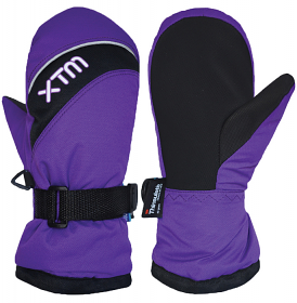 XTM Swoosh Mitt Purple '17