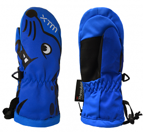 XTM Totally Wild Mitt Seal '17