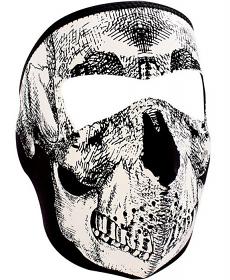 ZANheadgear Neo Facemask Skull