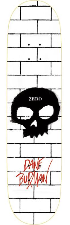 "Zero Burman Signature Skull 8.0"""