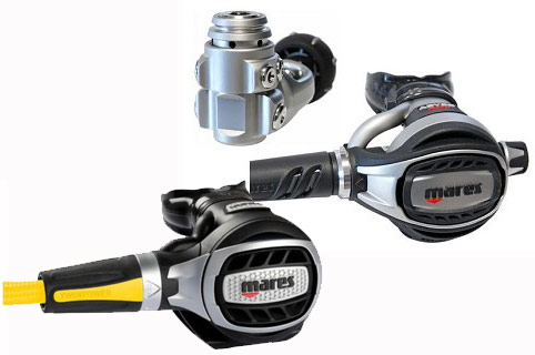 Mares Abyss Adj 62X /Ultra Occy Package