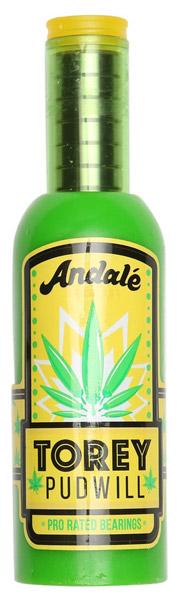 Andale Green Sauce Bearings