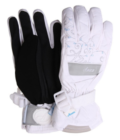 Anex Kids Sonic Glove White
