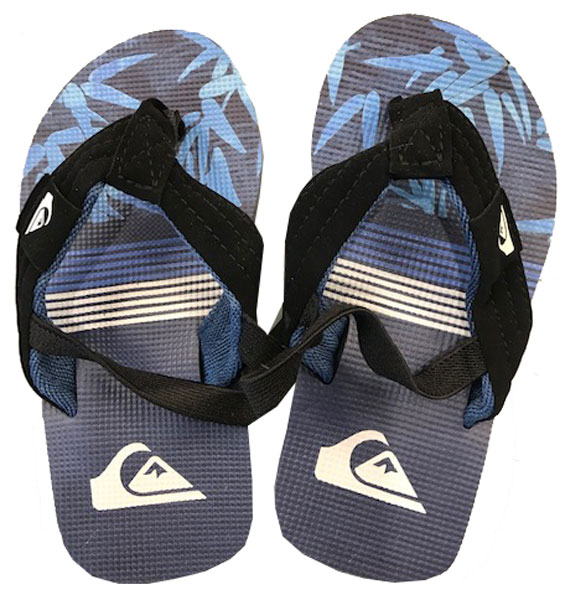 Quiksilver Boys Molokai Layback Thongs
