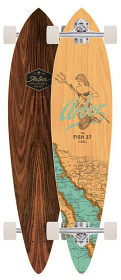 Arbor Fish Groundswell Longboard