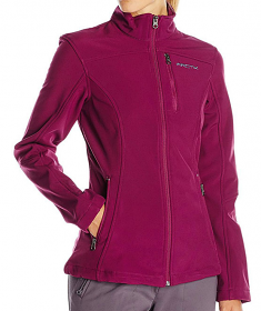 Arctix Bliss Plum Softshell