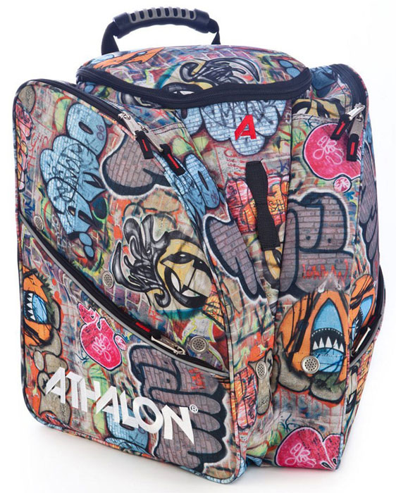 Athalon Boot Bag Graffiti