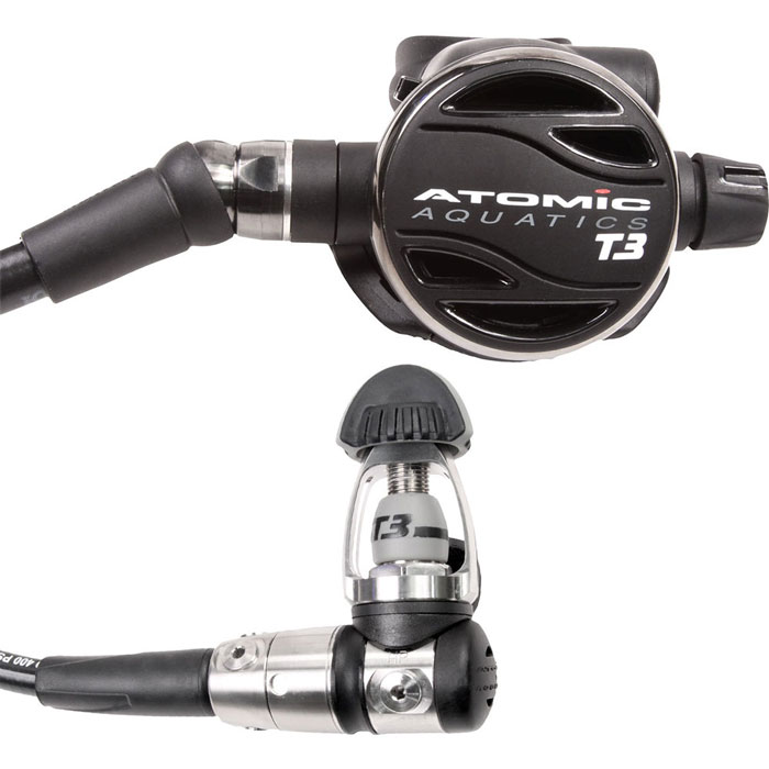 Atomic Aquatics T3 Yoke Regulator