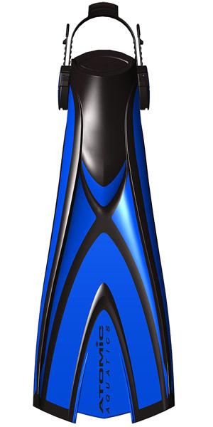 Atomic Aquatics X1 Bladefin Blue