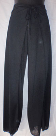 Ponta Brasil Black Beach pants
