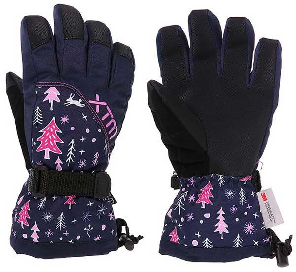 XTM Zoom Kids Gloves Navy