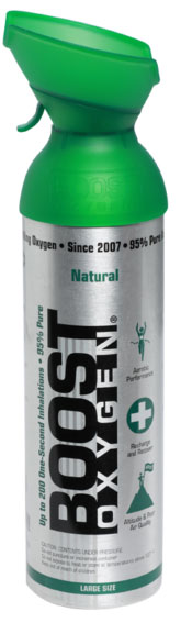 Boost Oxygen Natural 5 litre