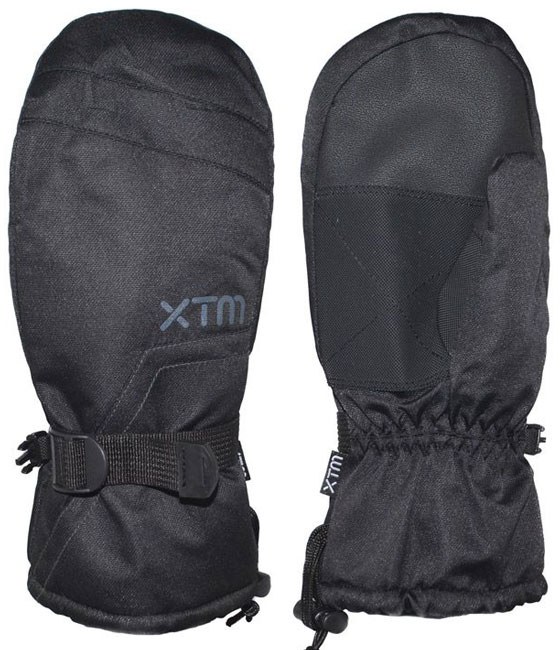 XTM Zima Mitt Black