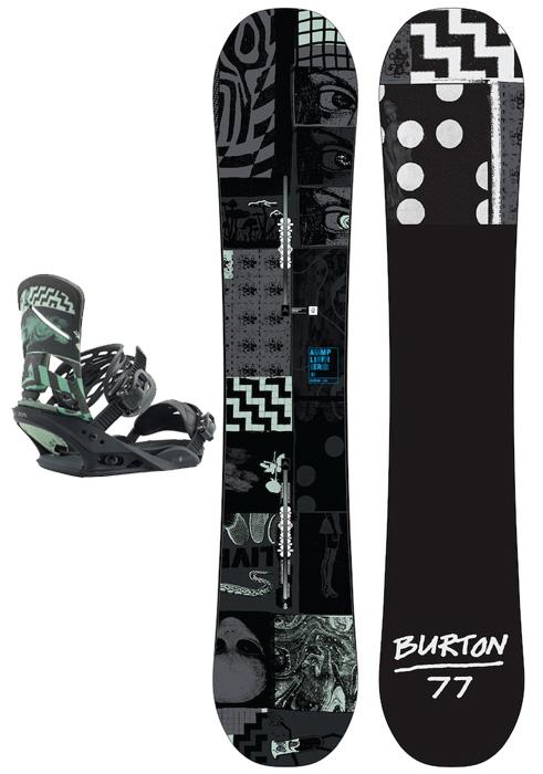 Burton Amplifier/Mission Illumin '19