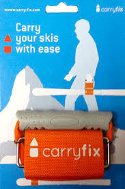 Carryfix Ski Carry Handle
