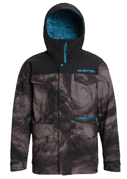 Burton Covert True Black + Sizes