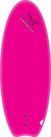 Crystal Floater Pink 4'0""