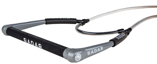Radar Deep V Diamond Grip Handle
