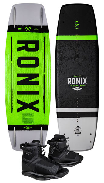 Ronix District/Divide Boots 2020