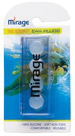 Mirage Ear Plugs Silicone