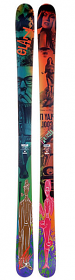 Elan Puzzle Twin Tip Skis only