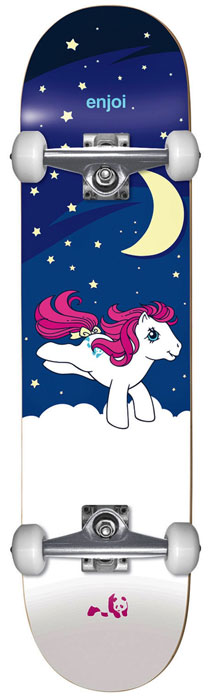 "Enjoi My Little Pony Night Time 7.0"""