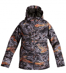 Quiksilver T. Rice Roger That Camo
