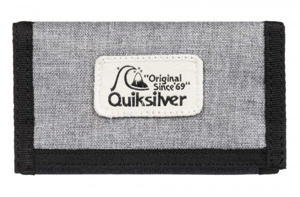 Quiksilver Everydaily Tri Fold Wallet
