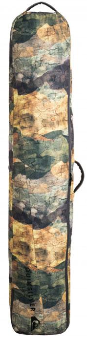 Quiksilver Vulcano Bag Woodland