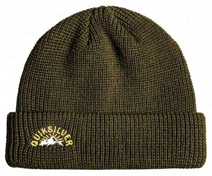 Quiksilver Tofino Beanie Grape Leaf