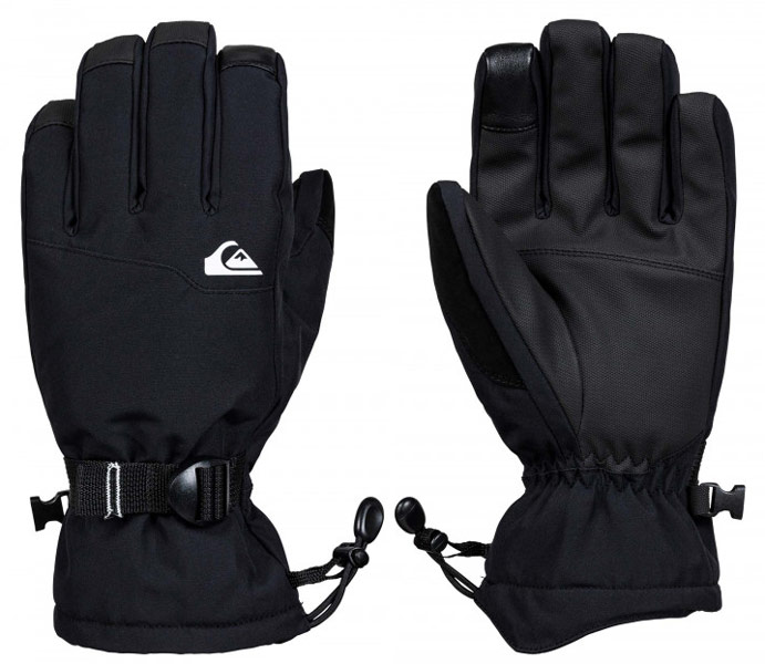 Quiksilver Mission Gloves Black