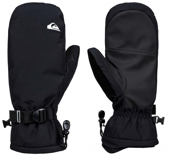 Quiksilver Mission Mitts Black