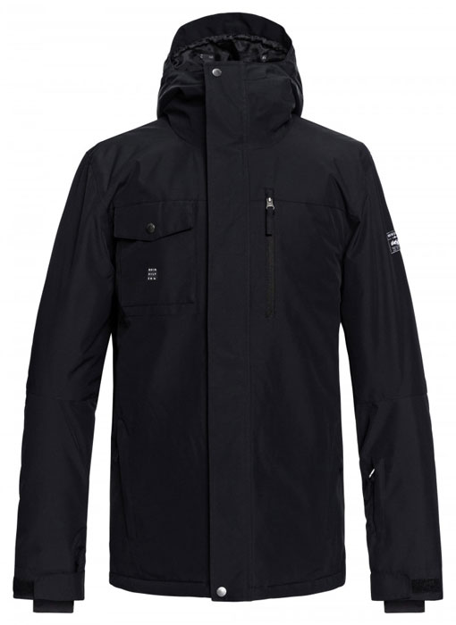 Quiksilver Mission Black '19