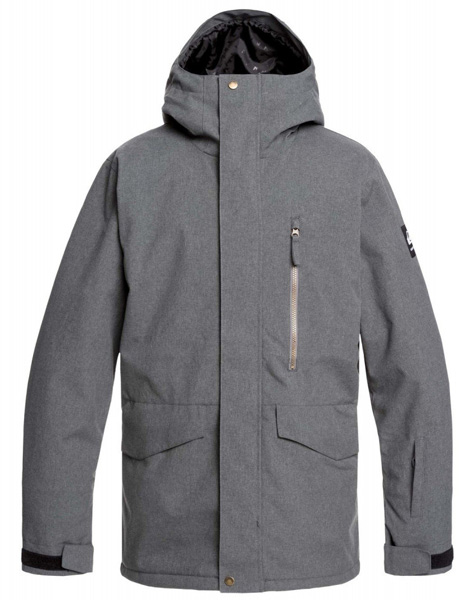 Quiksilver Mission Grey