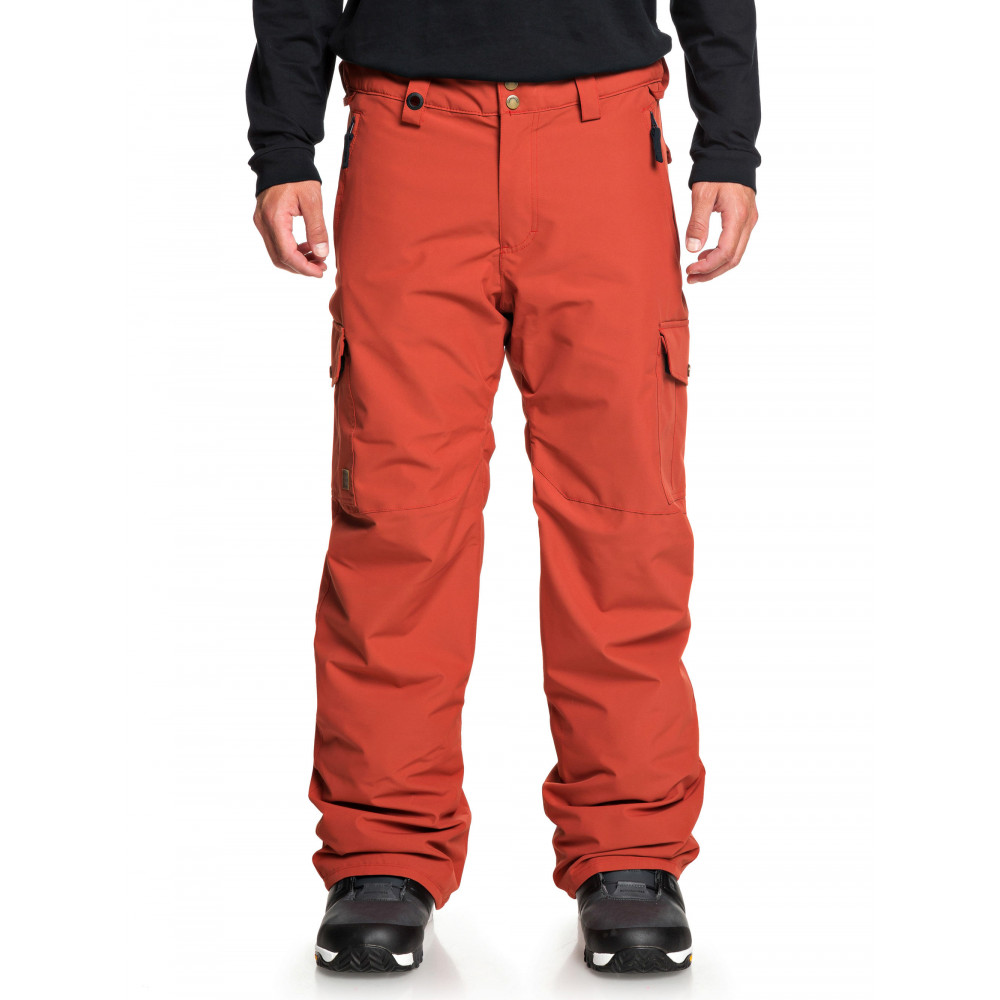Quiksilver Porter Red 2020