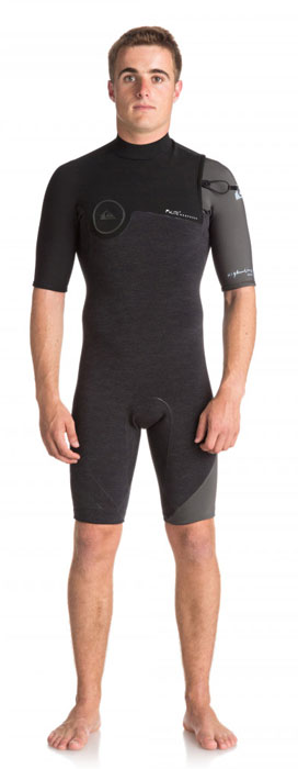 Quiksilver Highline GBS 2/2 Zipperless