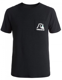 Quiksilver Bubble S/S Black
