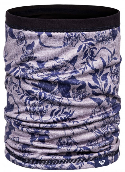 Roxy Lana Neckwarmer Botanical