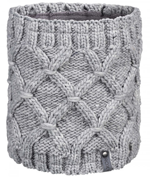 Roxy Winter Neckwarmer Grey