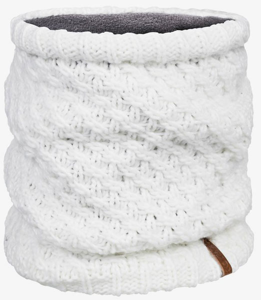 Roxy Blizzard Neckwarmer White