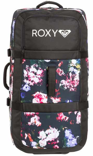 Roxy Long Haul Wheelie Travel Bag 105L