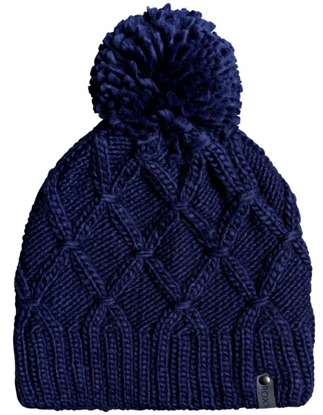 Roxy Winter Beanie Blue