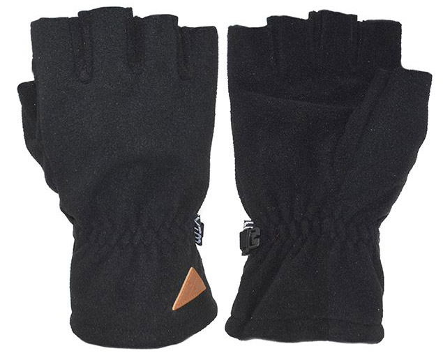 XTM Scope Fingerless Fleece Gloves